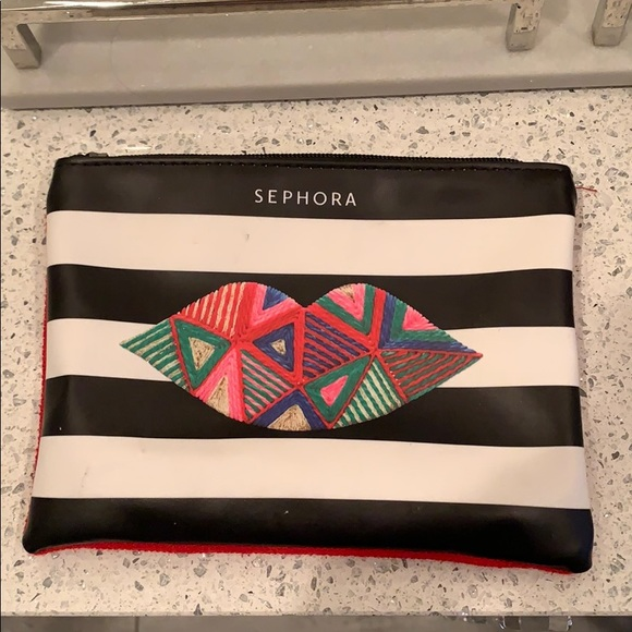 Sephora Handbags - ***FREE W PURCHASE***Sephora | Makeup Bag
